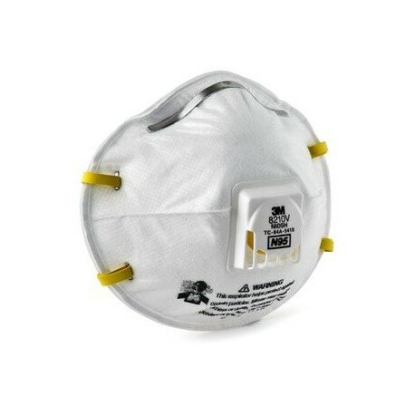 3m Particulate Respirator 8210v N95
